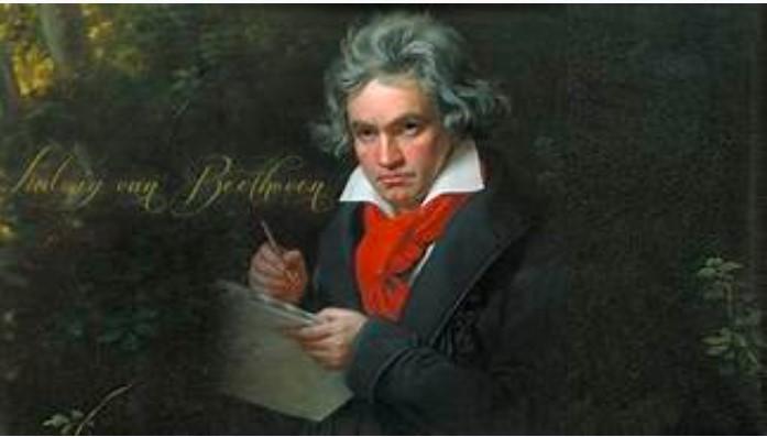 Happy 250th Birthday,Ludwig!